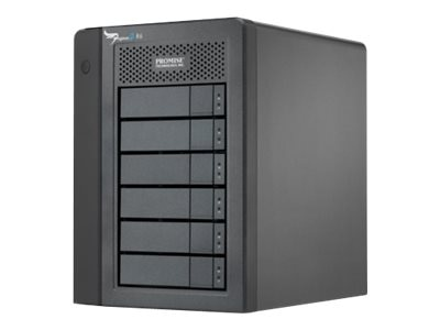 Apple PROMISE Pegasus2 R6 18TB (6 x 3TB) Thunderbolt 2 RAID System, HE153VC/A, 16608301, Hard Drives - External