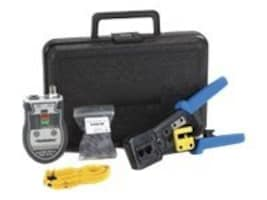 Black Box EZ-RJPro CAT5e Termination Kit, FT1200AKIT-R2, 17835354, Tools & Hardware