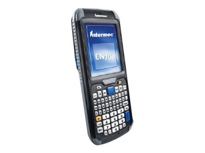 Intermec CN70e EA30 2D Imager, No Camera, WiFi, Qwerty, 1GHz, 512MB 1GB, 4000mAh Batt, WEH 6.5, CN70EQ6KN00W1100