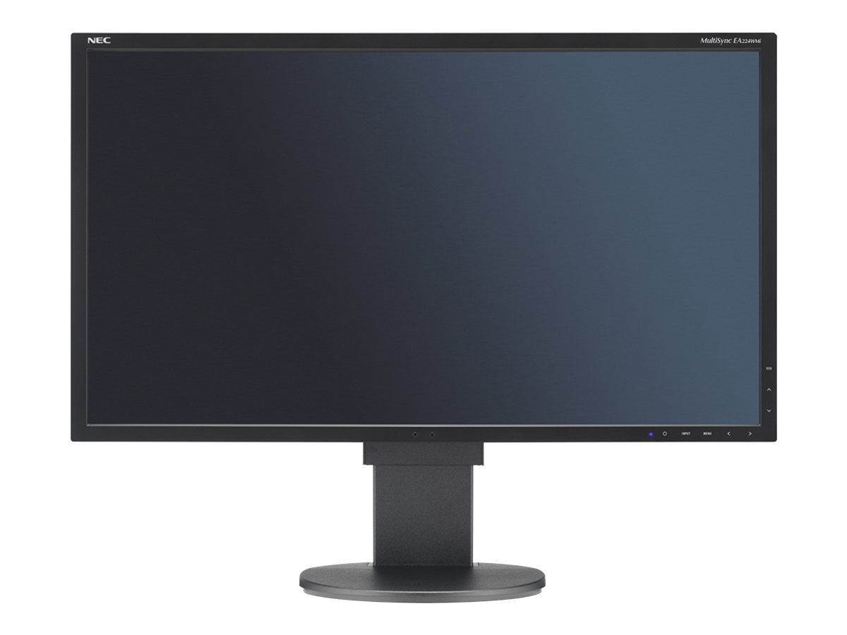 NEC 22 EA224WMI-BK Full HD LED-LCD Monitor, Black, EA224WMI-BK, 14735446, Monitors - LED-LCD