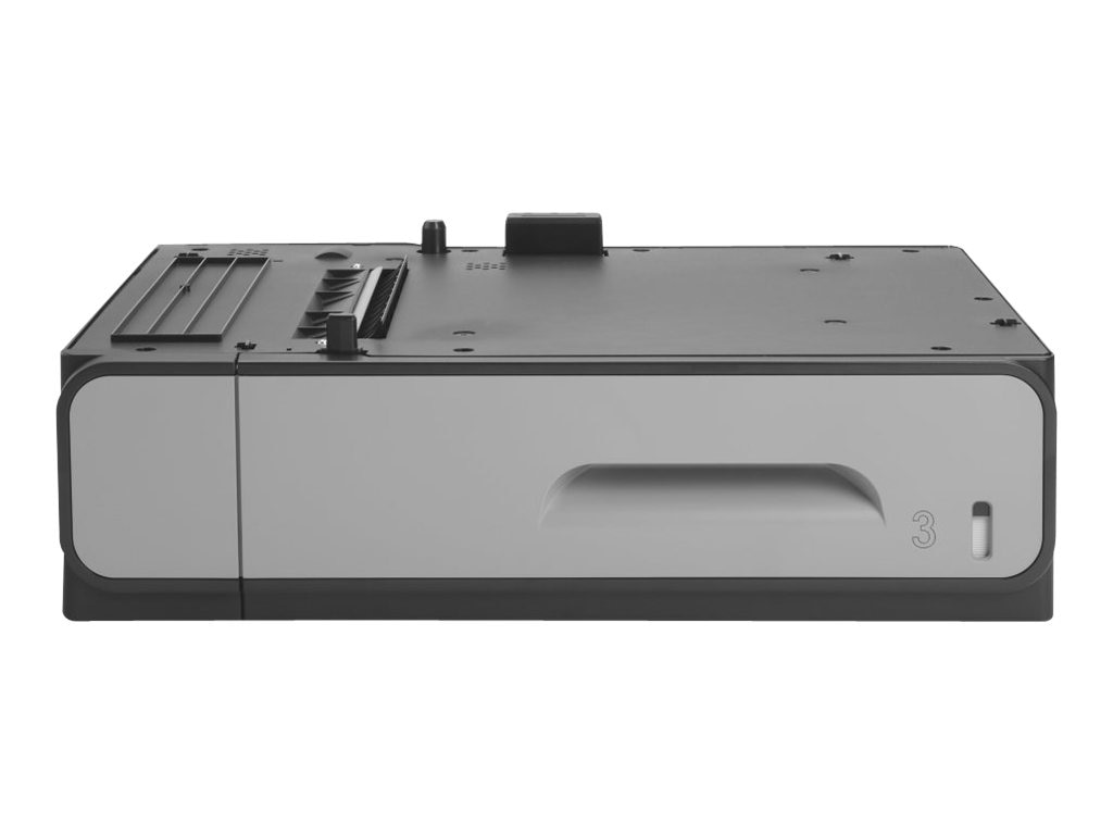 HP 500-Sheet Input Tray for HP Officejet Enterprise Color Flow X585z & Enterprise Color X555dn, X585dn