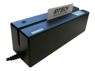 ID Tech EconoWriter Reader-Writer USB RS-232, 3-Track, LOCO (Low Coercivity Only), IDWA-336133B, 28341835, Magnetic Stripe/MICR Readers