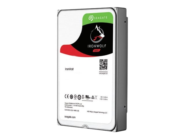 Seagate 1TB IronWolf SATA 6Gb s 5900RPM 3.5 HDD, 64MB Cache