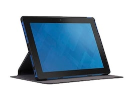 Dell Venue Rotating Folio for Venue 10, Venue 10 Pro Models 5050, 5055, X1H1T, 30804747, Carrying Cases - Tablets & eReaders