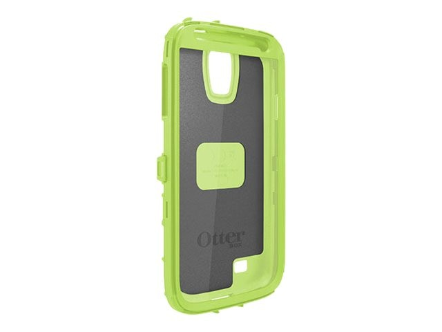 OtterBox Lid Base Accessory for Galaxy S4, Glow Green, 78-30347, 22065913, Carrying Cases - Phones/PDAs