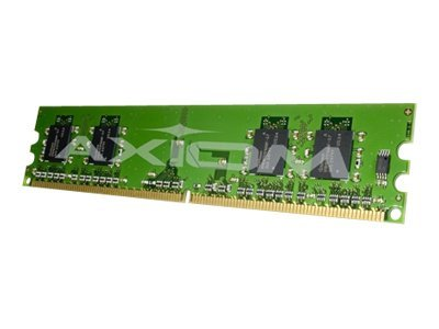 Axiom 4GB PC2-5300 UDIMM Kit, AX16591057/2