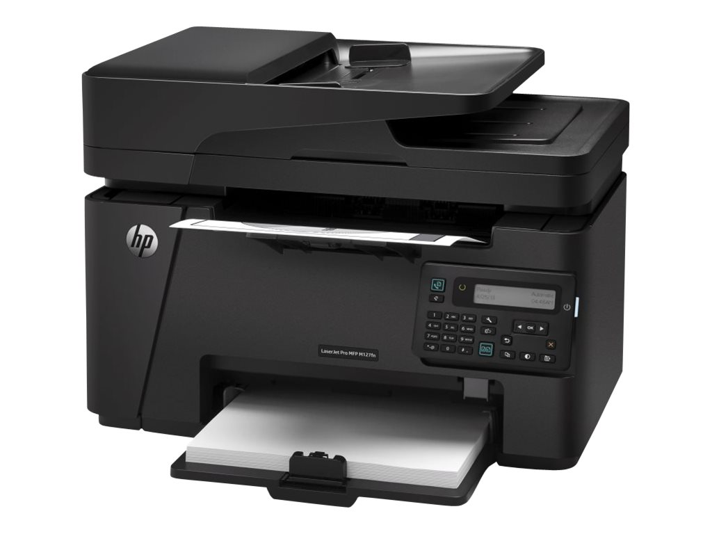 HP LaserJet Pro MFP M127fn ($209 - $30 Instant Rebate = $179 Expires May 31, 2016), CZ181A#BGJ, 16141035, MultiFunction - Laser (monochrome)