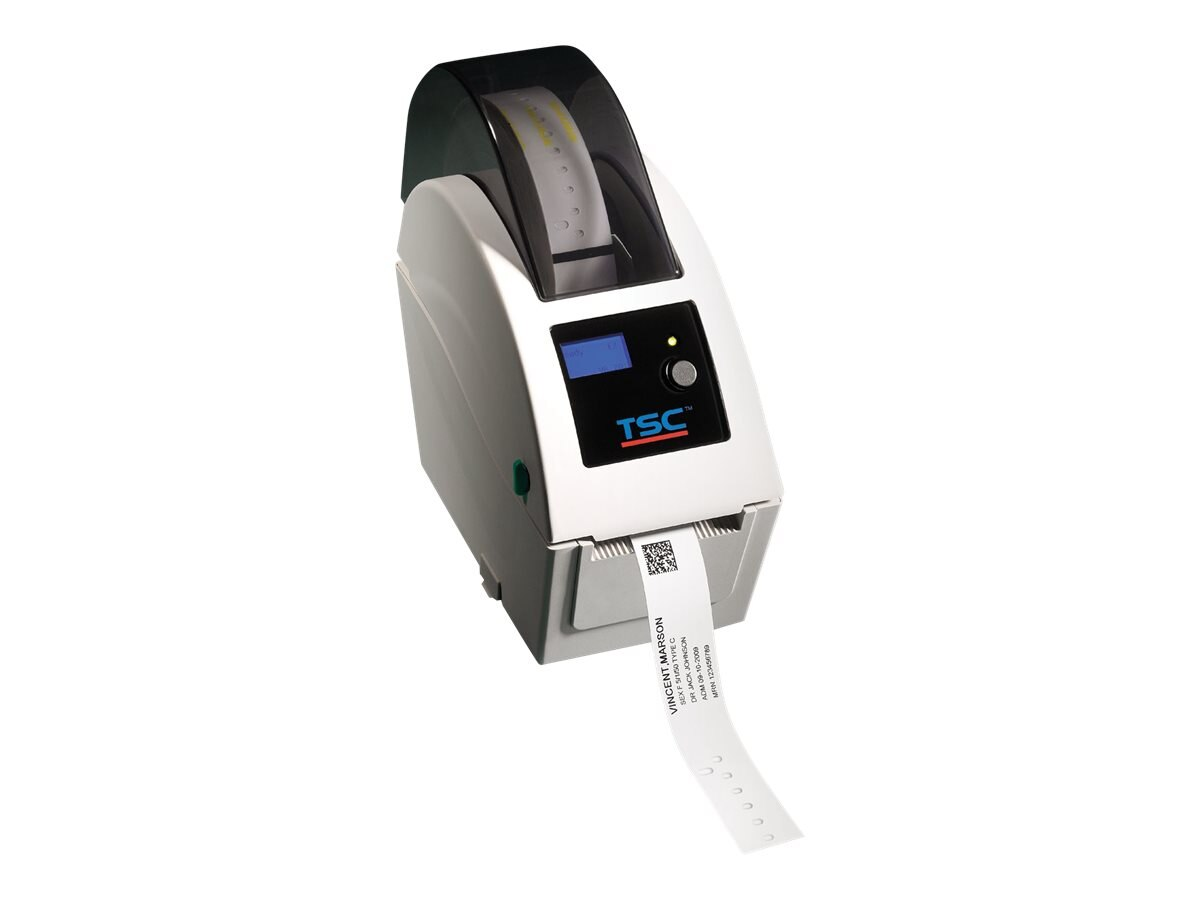 TSC TDP-324W Direct Thermal Wristband Printer, 99-039A036-44LF