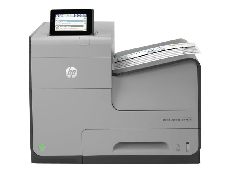 HP Officejet Enterprise X Series  X555dn Color Printer, C2S11A#BGJ
