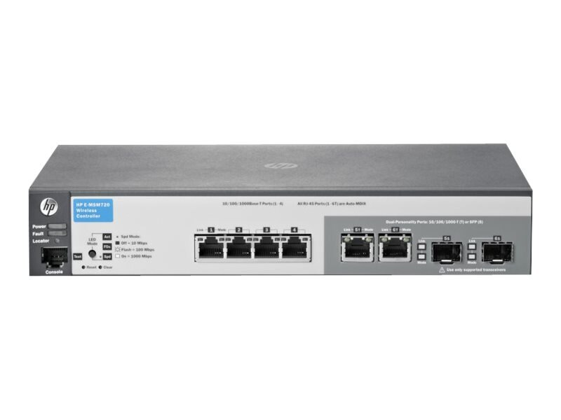 HPE MSM720 Premium Mobility Controller (WW), J9694A
