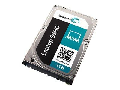 Seagate 1TB Laptop SATA 6Gb s 2.5 Internal Solid State Hybrid Hard Drive  - SED-FIPS 140-2 Model), ST1000LM028, 17708582, Hard Drives - Internal