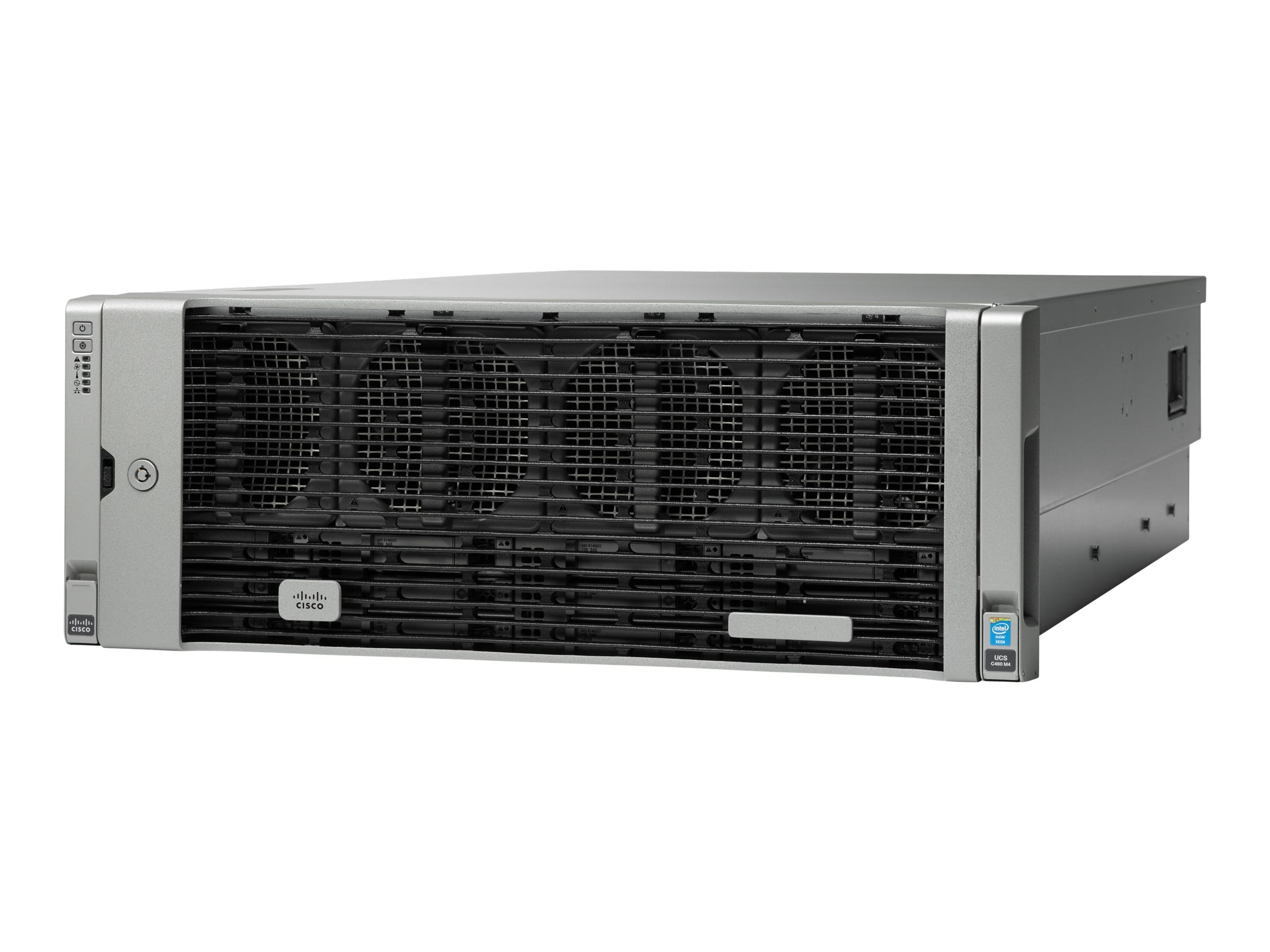 Cisco UCS C460 M4 4U Rack Server (4) Xeon E7-4880v2 1TB RAM 900GB
