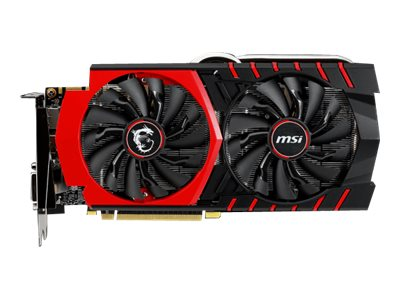 Microstar GeForce GTX 970 PCIe 3.0 x16 Graphics Card, 4GB GDDR5, GTX 970 GAMING 4G, 17881908, Graphics/Video Accelerators