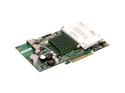 Supermicro 1078 USAS Card 3 Gb s 8-Port SAS Internal RAID Adapter Add-On Card, AOC-USAS-H8IR, 7832387, RAID Controllers