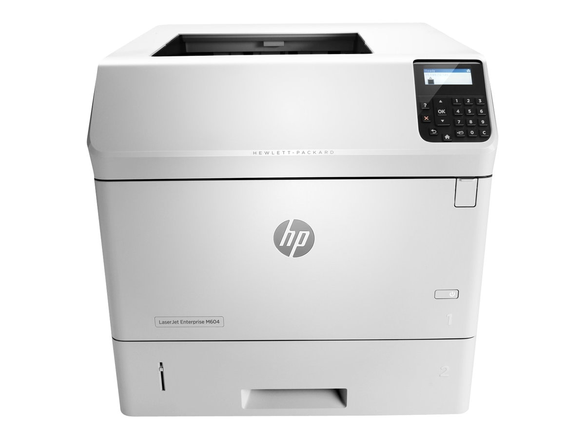 Refurb. HP LaserJet Enterprise M604n Printer, E6B67AR#BGJ