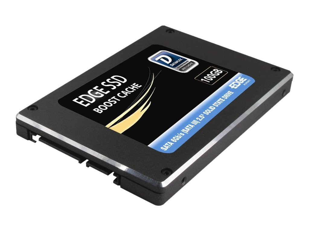 Edge 100GB Boost Cache SATA 6Gb s 2.5 Internal Solid State Drive, PE234263