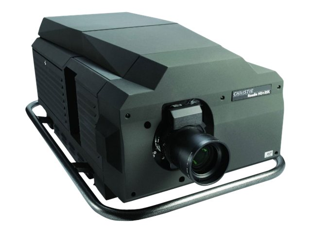 Christie Roadie HD+35K DLP Projector, 32500 Lumens, Gray, 113-003104-01