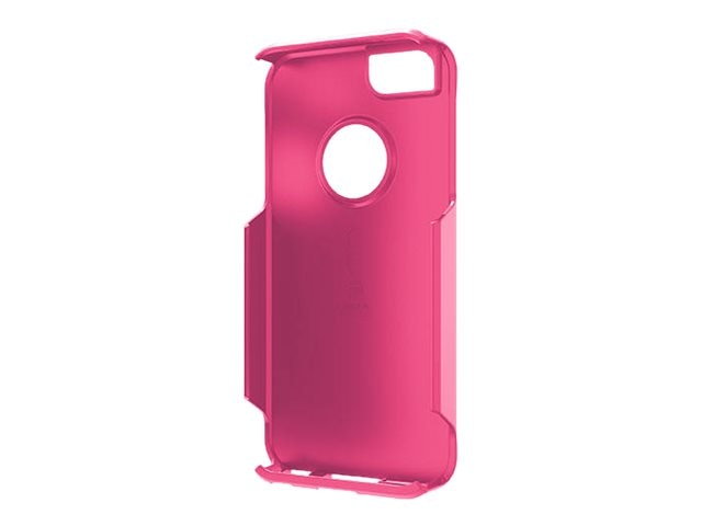 OtterBox Outer Plastic Accessory Commuter for iPhone 5, Hot Pink, 78-29714, 22065649, Carrying Cases - Phones/PDAs