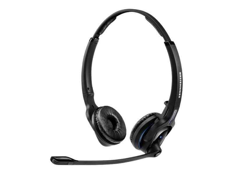 Sennheiser MB PRO2 ML Bluetooth Stereo Wireless Headset w  Dongle Lync, 506046