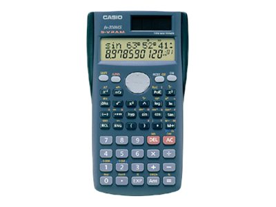 Casio Scientific Calculator, FX300MS, 7934990, Calculators