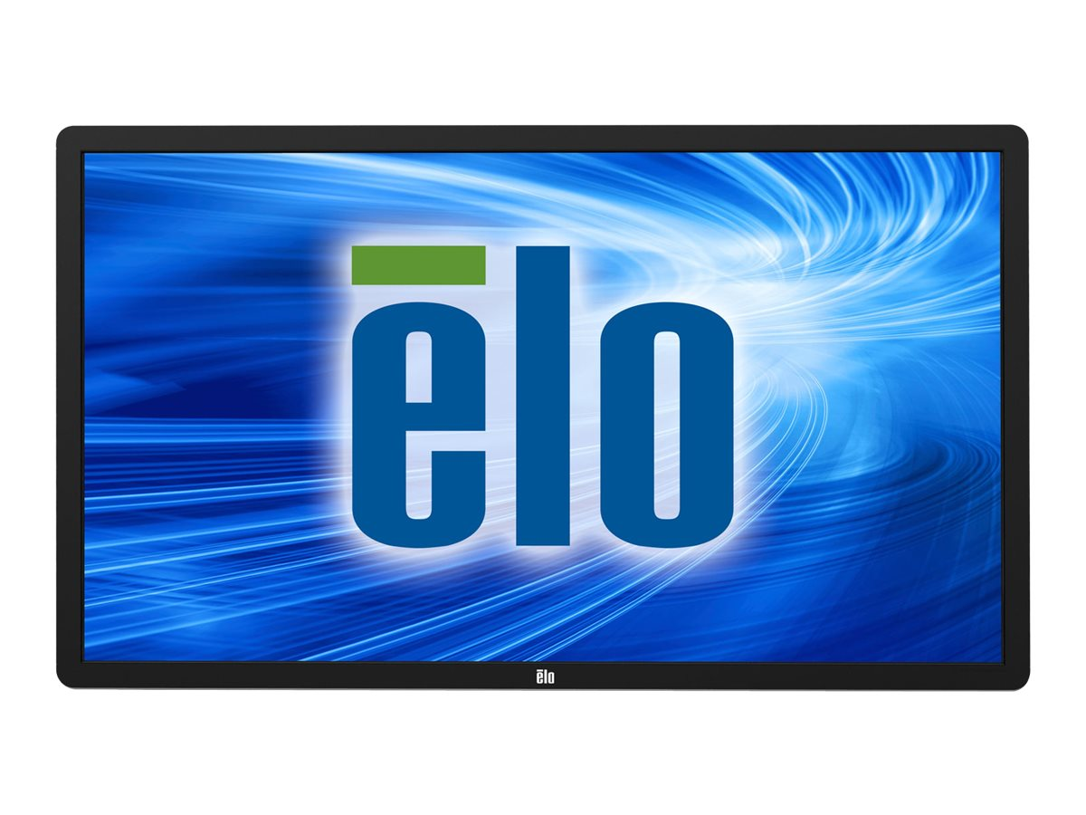 ELO Touch Solutions 55 5500L Full HD IntelliTouch Interactive Display, USB Controller, E053414, 13656800, Monitors - Large-Format LCD