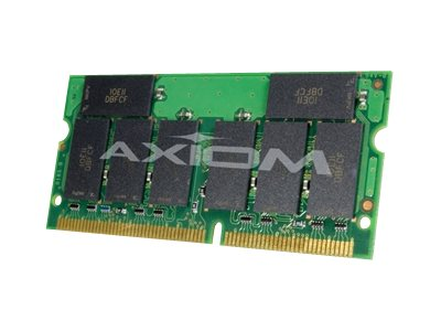 Axiom 256MB PC133 SDRAM SODIMM for Latitude X200, 311-1606-AX, 16285792, Memory