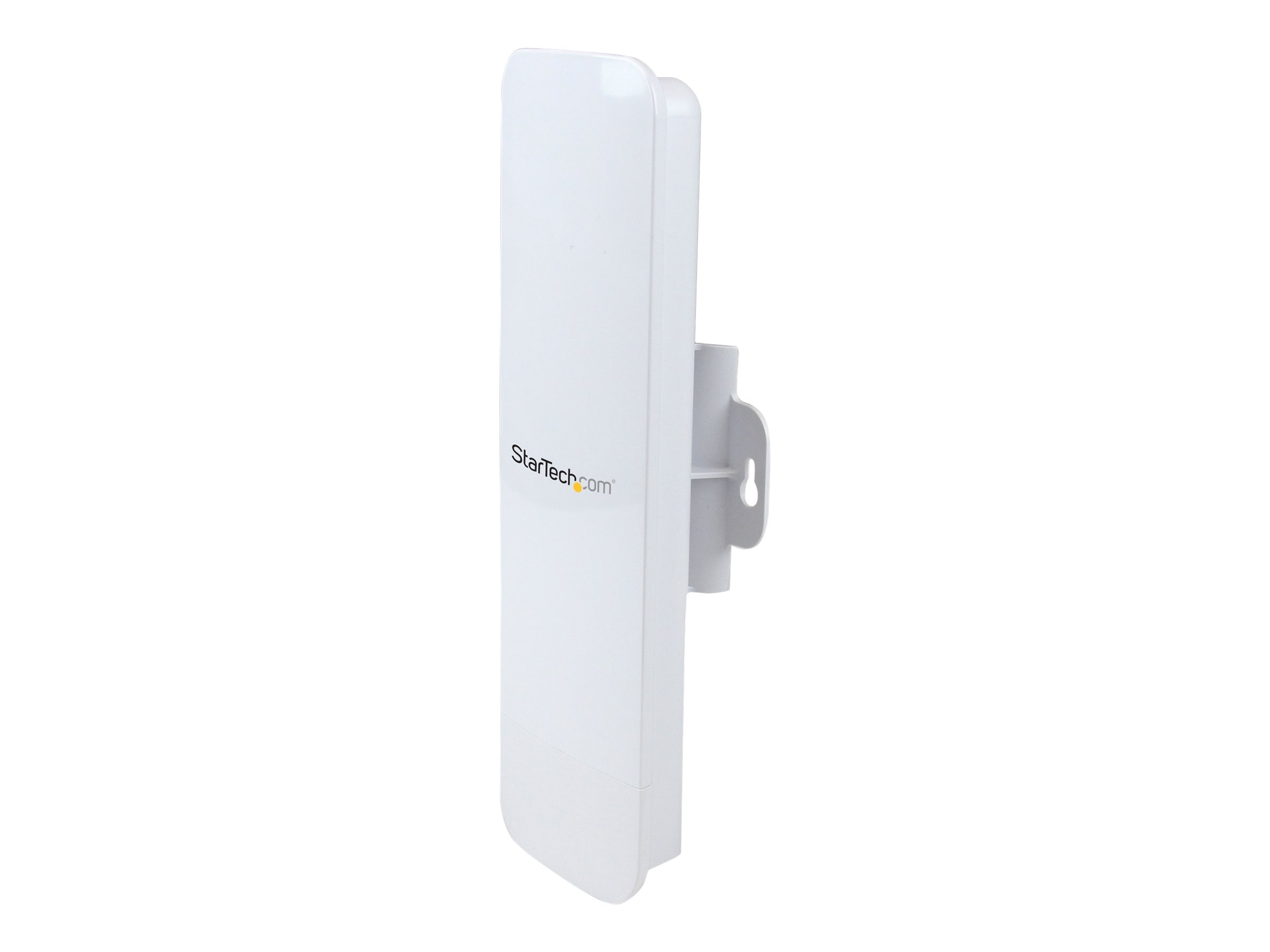 StarTech.com Outdoor 300Mbps 2T2R Wireless-N Access Point 5GHz 802.11a n PoE-Powered WiFi