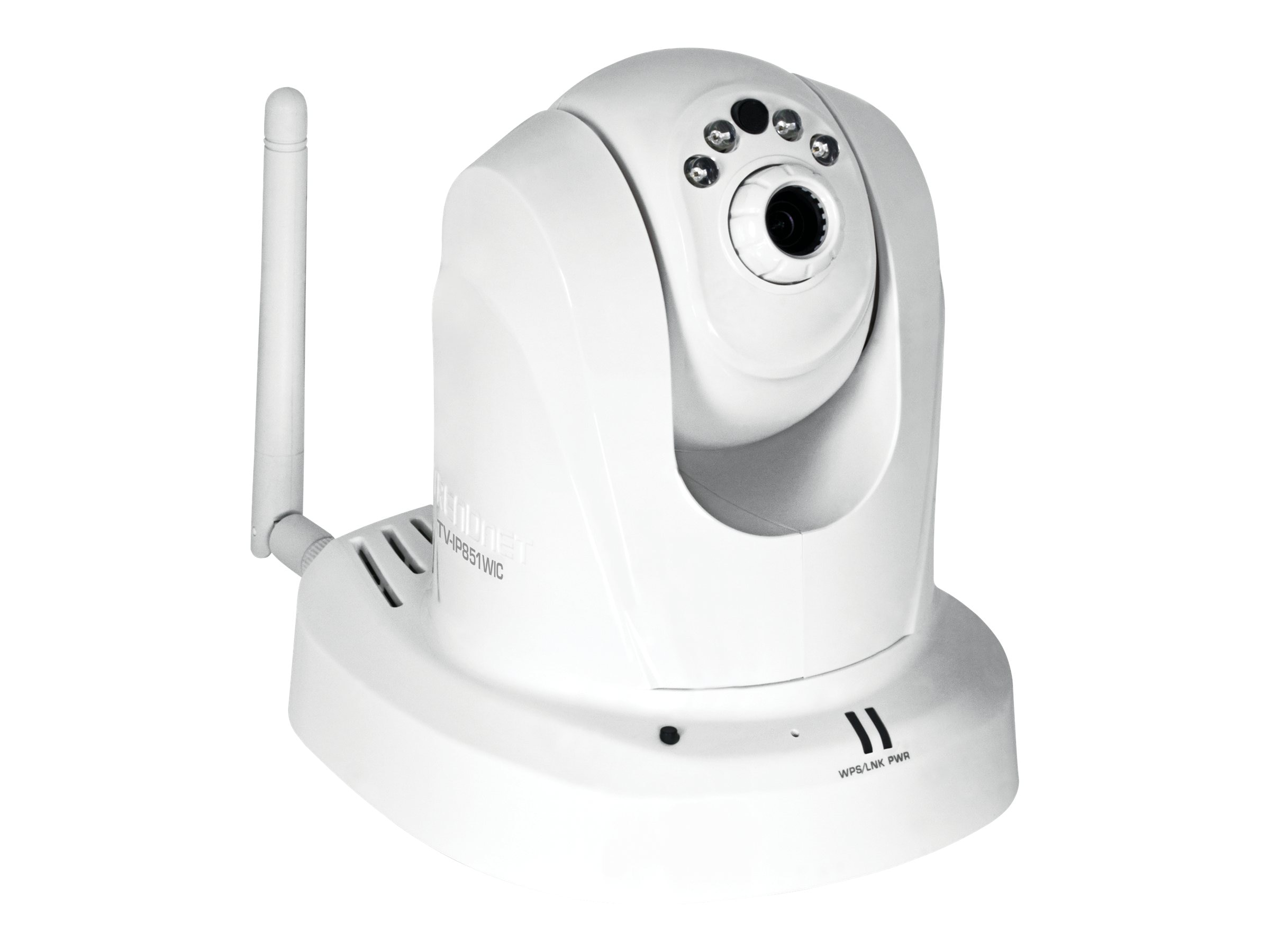 TRENDnet Wireless N PTZ Cloud Camera, TV-IP851WIC, 15124129, Cameras - Security