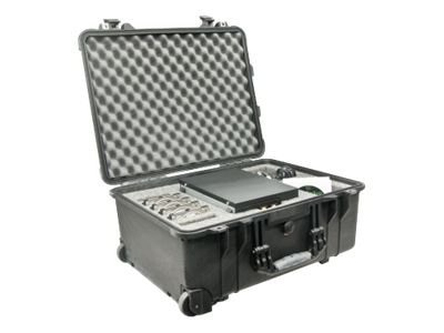 CRU Wiebetech Forensic Field Kit I-0 Pelican 1560 Case