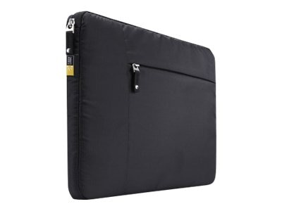 Case Logic 13 Laptop Sleeve for iPad PC, Black, TS-113BLACK, 16051523, Protective & Dust Covers
