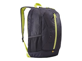 Case Logic Ibira Backpack 15.6, Anthracite, IBIR-115ANTHRACITE, 18160862, Carrying Cases - Notebook
