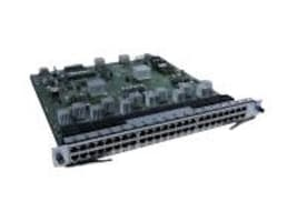D-Link 48-ports 10 100 1000 for DGS-6604 Switch, DGS-6600-48T, 13039828, Network Device Modules & Accessories