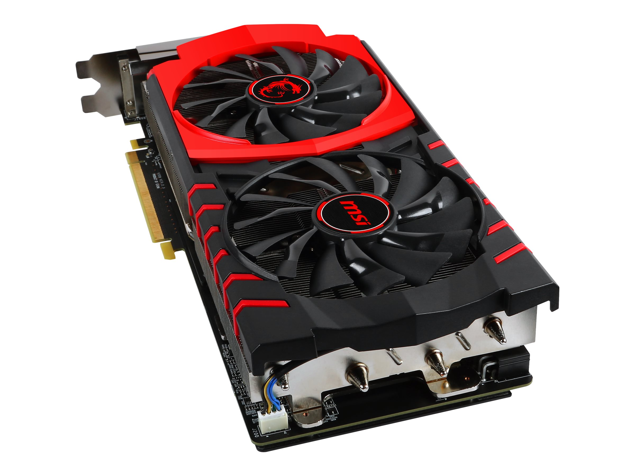 Microstar Radeon R9 390X PCIe Graphics Card, 8GB GDDR5, R9 390X GAMING 8G, 23203273, Graphics/Video Accelerators