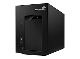 Seagate 4TB 2-Bay NAS, STCT4000100, 17547264, Network Attached Storage