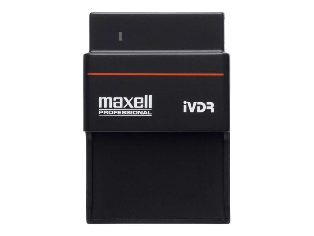 Maxell Hard Drive & Portable Recorder iVDR Universal Adapter, 261217, 9834845, Camera & Camcorder Accessories
