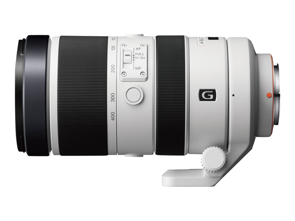 Sony SAL-70400G2 Telephoto Zoom Lens, 70-400mm, SAL70400G2