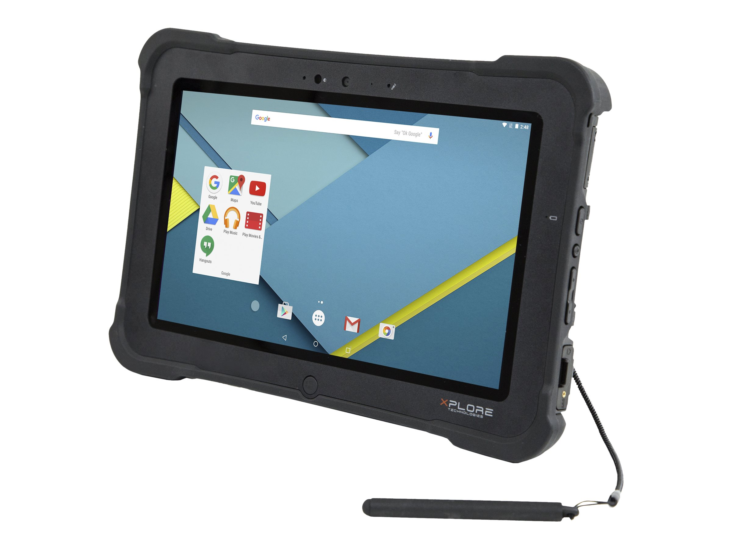 Motion XSlate D10 Fully Rugged Tablet 4GB 64GB SSD Android ...