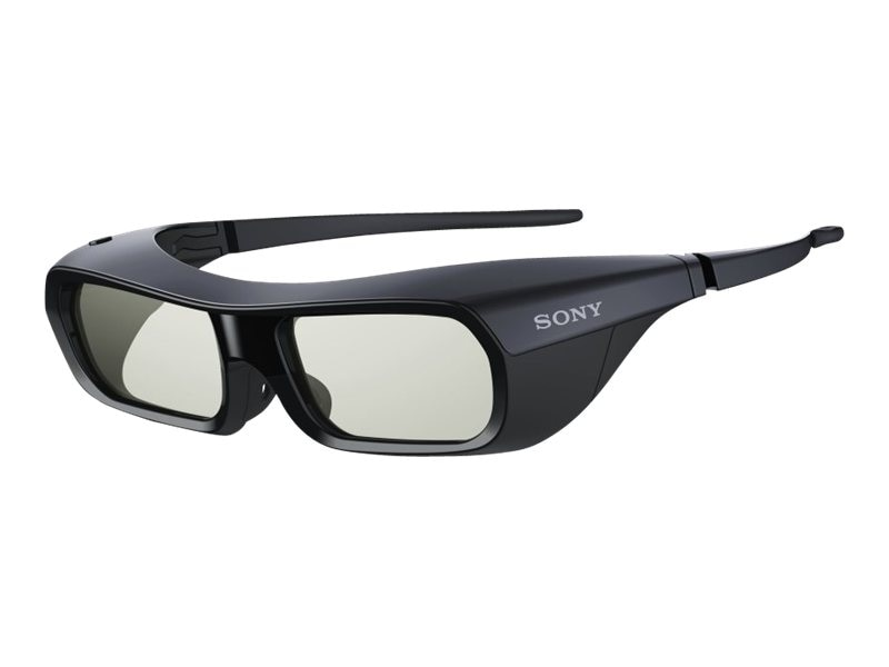 Sony 3D Active Glasses, TDGBR250/B, 12867200, Monitor & Display Accessories