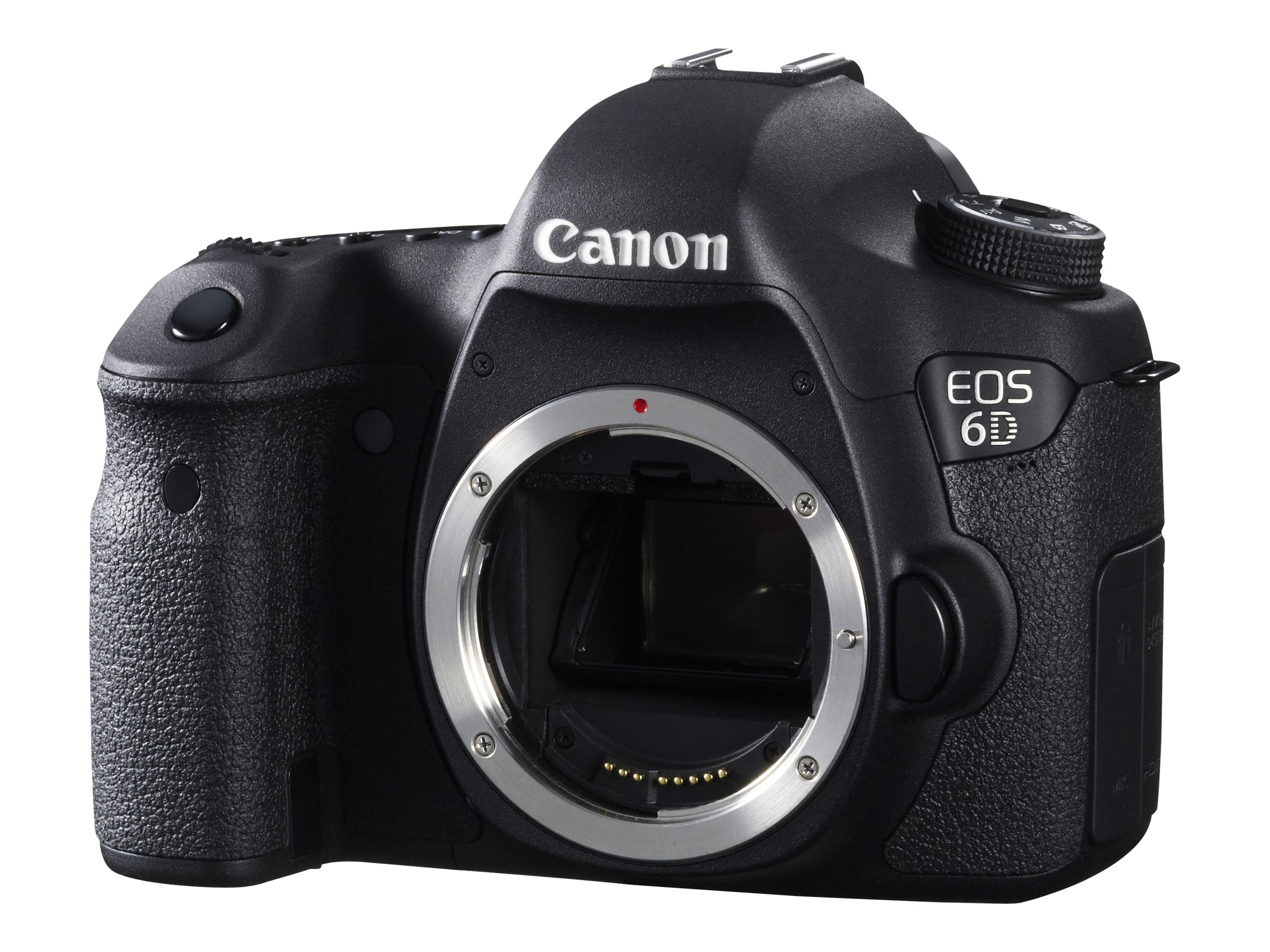 Canon EOS 6D DSLR Camera with 24-105mm f 3.5-5.6 STM Lens