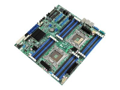 Intel Motherboard, Canoe Pass 16xDIMM Quad NIC