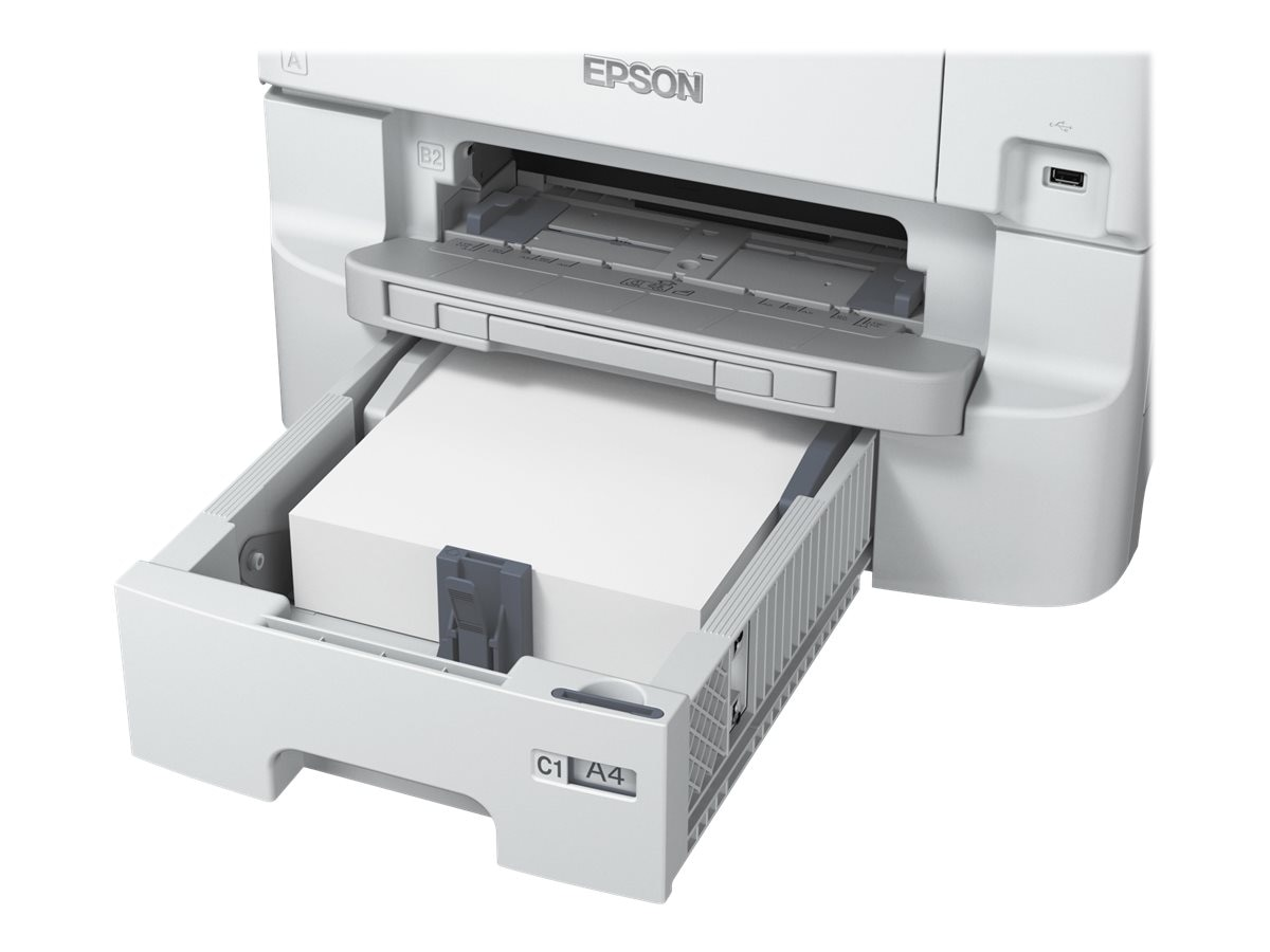 Epson WorkForce Pro WF-6590 Network Multifunction Color Printer, C11CD49201