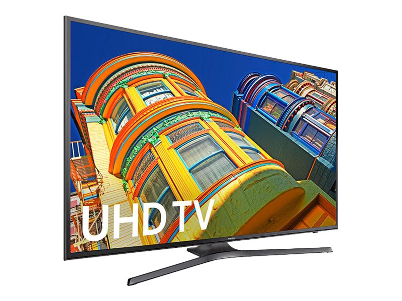 Samsung 65 KU6300 4K Ultra HD LED-LCD TV, Black, UN65KU6300FXZA