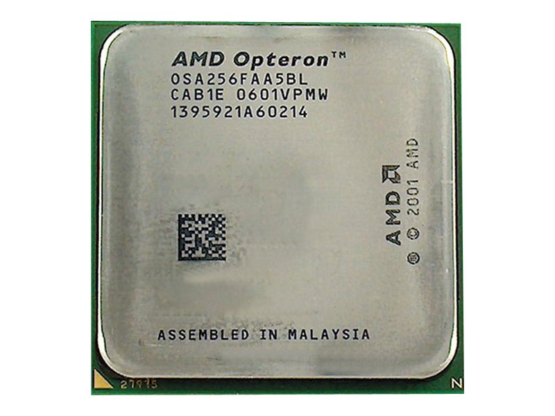 HPE 2-Processor Kit, Opteron 12C 6344 2.6GHz 16MB 115W, for BL685c Gen7