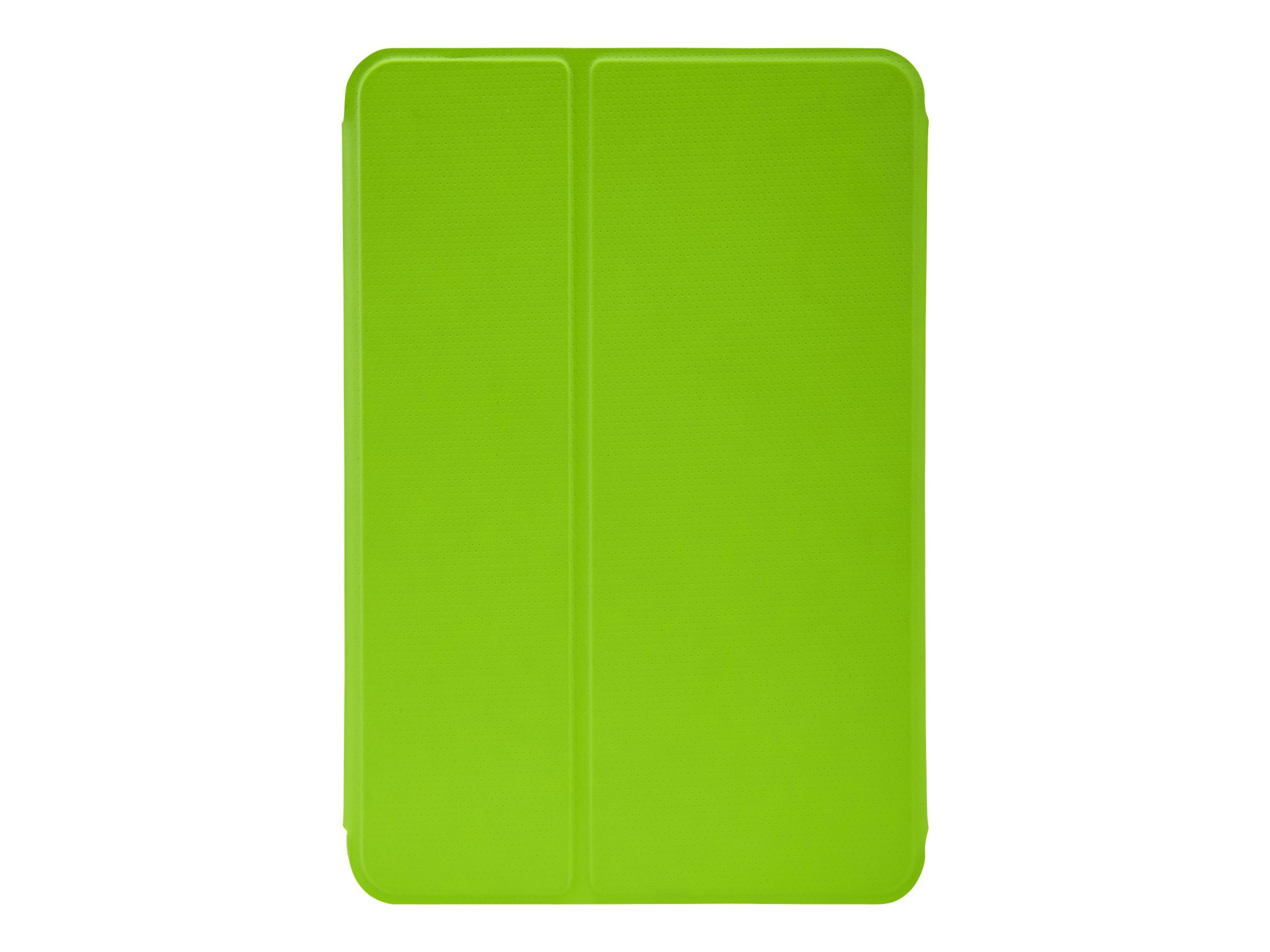 Case Logic SnapView Case for iPad mini 3, Lime Green, CSIE-2140LIMEGREEN, 23621248, Carrying Cases - Tablets & eReaders