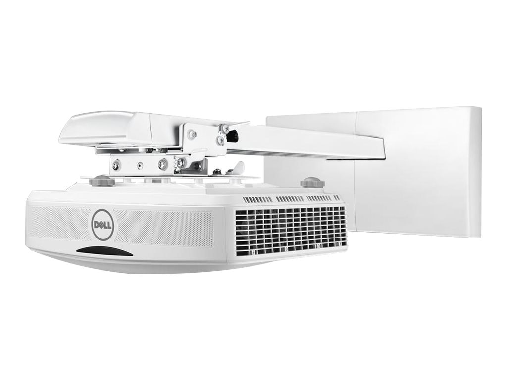 Dell S560T 1080p DLP Projector with Speakers, 3400 Lumens, White