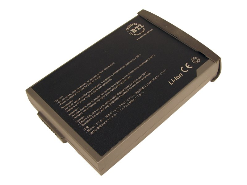 BTI Li-Ion Battery for TravelMate 520, 521, 524, 525, 527, 529, 530, AR-520, 7181852, Batteries - Notebook