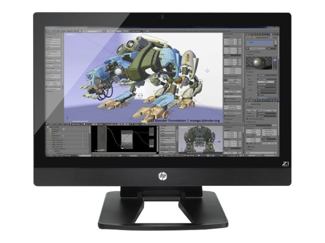 HP Z1 G2 3.6GHz Xeon Microsoft Windows 7 Professional 64-bit Edition   Windows 8.1 Pro, F1K59UA#ABA, 16863978, Workstations