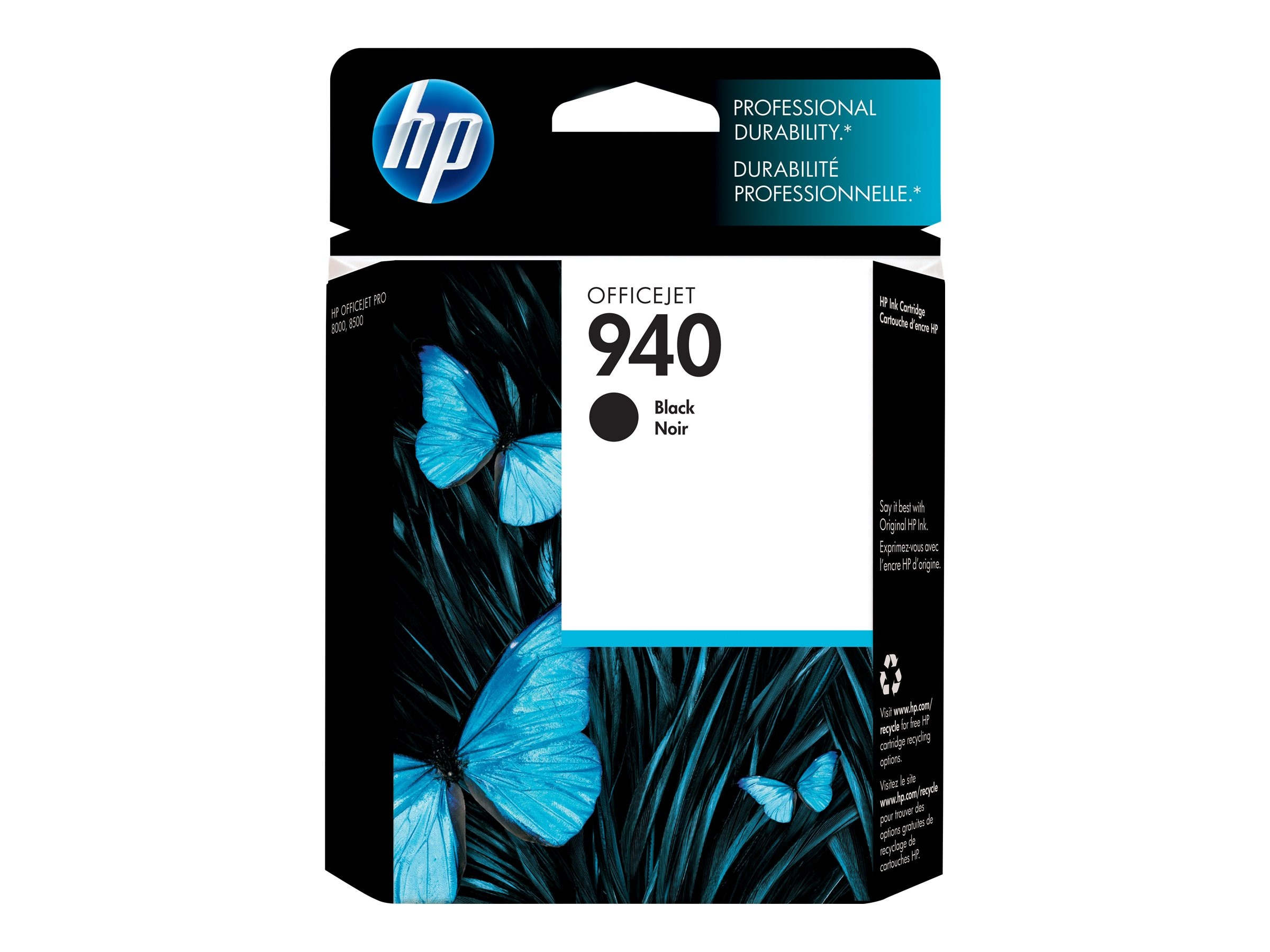 HP 940 (C4902AN) Black Original Ink Cartridge