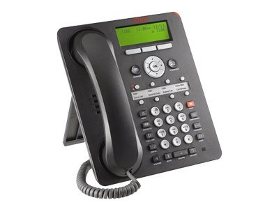Avaya One-X Deskphone Value Edition 1608-I - VoIP phone Global Icon Only, 700508260, 17340175, VoIP Phones