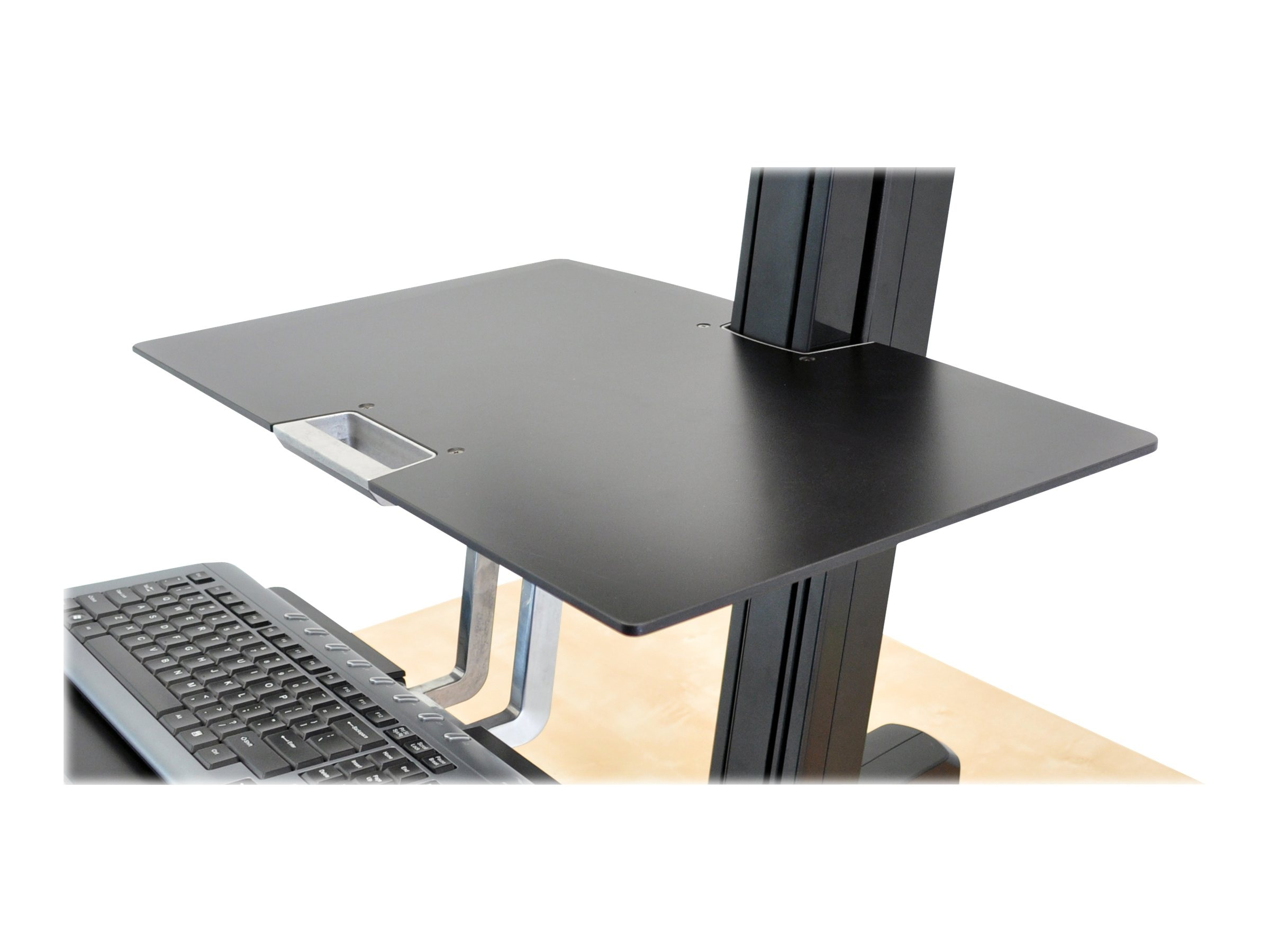 Ergotron Worksurface for WorkFit-S, 97-581-019, 12648998, Ergonomic Products